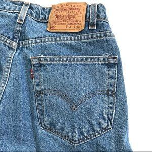 Levis mens 34 36 505 VTG jeans authentic